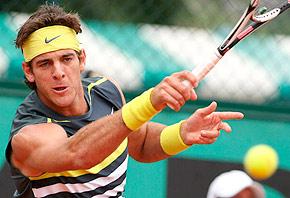 Le ganó al ruso Andreev por 6-4, 7-5 y 6-4, en la tercera ronda del Grand Slam francés. Por su parte, Máximo González cayó por 4-6, 7-5, 6-1 y 6-0 ante el español Tommy Robredo.